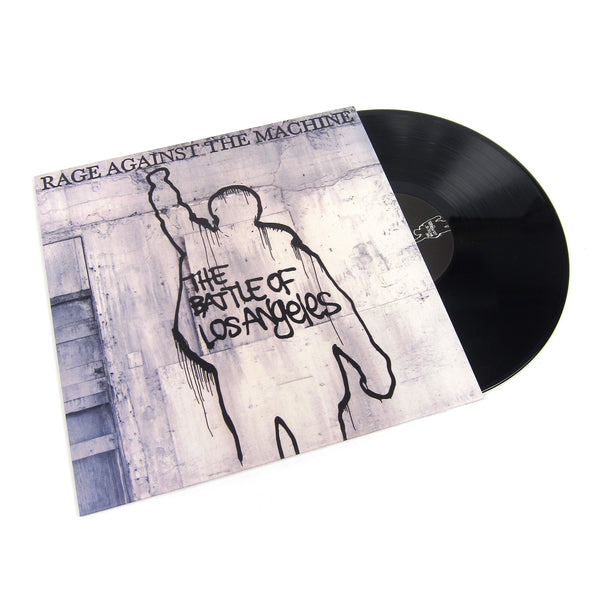 RAGE AGAINST THE MACHINE - BATTLE OF LOS ANGELES (180GRAM VINYL)