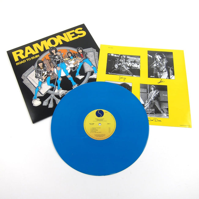 RAMONES - ROAD TO RUIN (COLORED VINYL)