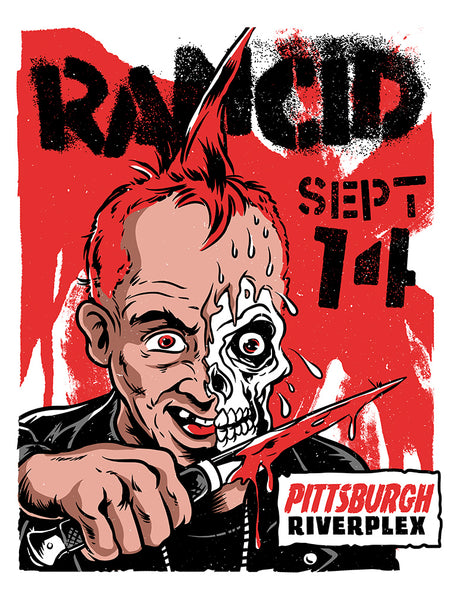 Rancid - Pittsburgh