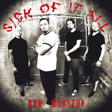 SICK OF IT ALL - NONSTOP (RED VINYL)