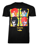 Beatles Yellow Sub 4 Portraits T-Shirt