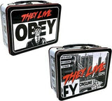 They Live Obey Tin Tote