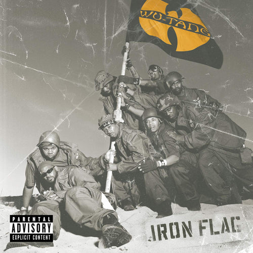 Wu Tang Clan - Iron Flag