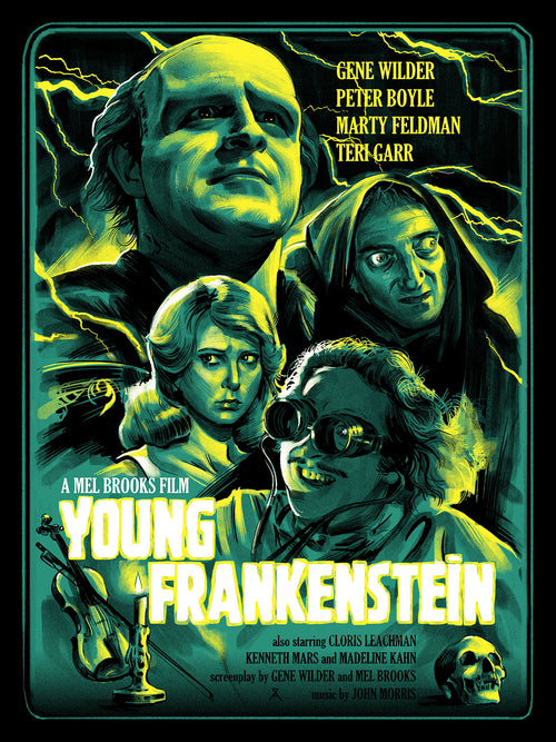 Young Frankenstein - 45th Anniversary