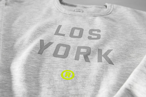 Los York Lightweight Crewneck