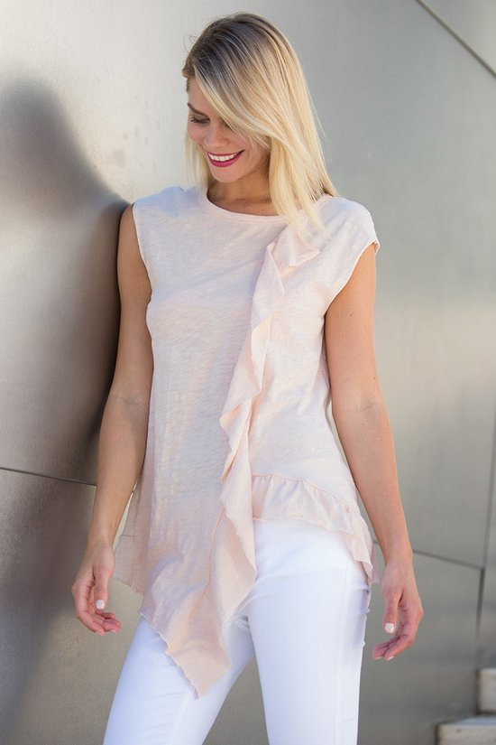 Love In Ruffle Top