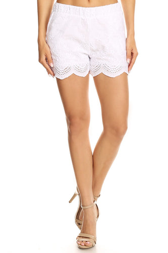 Top Fashion Lace Up Shorts
