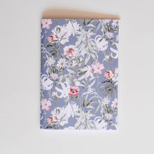 FLOWERS set of 3 notebooks