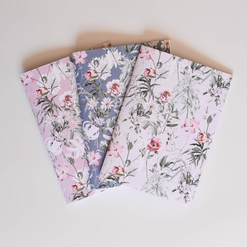 BLOSSOM set of 3 notebooks