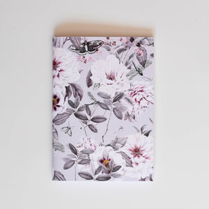 Black, Grey Magnolia & Green Pavilion set of 3 notebooks
