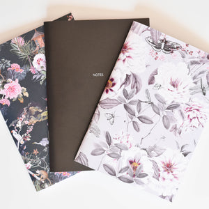 GREY MAGNOLIA notebook
