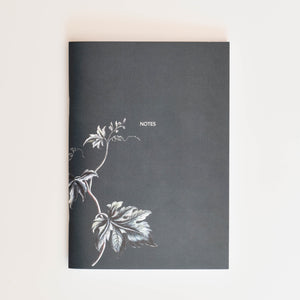 SIMPLE light grey notebook