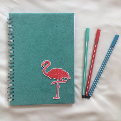 Personalised planner: SOFT TURQUOISE