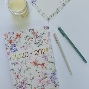 WHITE MEADOW school year planner