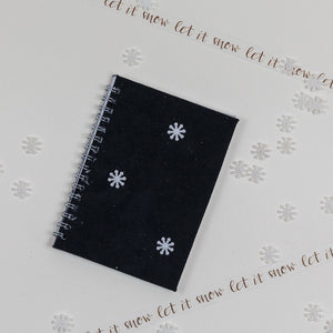 Personalised planner: BLACK
