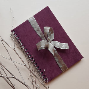 Personalised planner: SOFT PURPLE