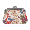Flower Meadow Frame Purse | Floral Coin Purse | FRMP-FLMD