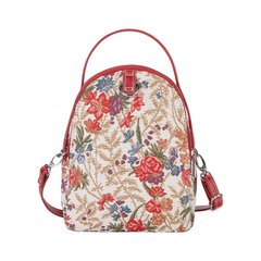 Flower Meadow Mini Pack | Small Backpack for Women | MIPK-FLMD