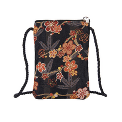 Ume Sakura Smart Bag | Small Neck Pouch | SMART-SAKURA