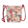 Flower Meadow Sling Bag | Floral Fabric Cross Body Bag | SLING-FLMD