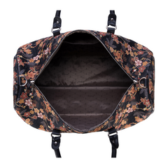 Ume Sakura Big Holdall | Floral Design Luggage Sport Travel Bag | BHOLD-SAKURA
