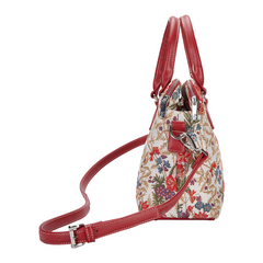 Flower Meadow Triple Compartment Bag | TRIP-FLMD