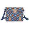 Frida Kahlo Icon Crossbody Bag | Blue Cross Body Bags | XB02-FKICON