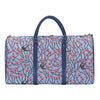 Almond Blossom and Swallow Big Holdall | Floral Design Luggage Sport Travel Bag | BHOLD-BLOS