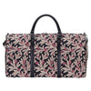 Golden Fern Big Holdall | Floral Design Luggage Sport Travel Bag | BHOLD-GFERN