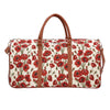 Poppy Big Holdall | Ladies Tapestry Large Travel Holdall | BHOLD-POP