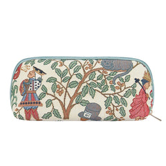 2021 S/S (New Arrival) Alice in Wonderland Makeup Brush Bag | Cosmetic Pouch | BRUBG-ALICE