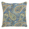 Paisley Cushion Cover | Floral Unique Decorative Tapestry Pillows 18x18 inch | CCOV-PAIS