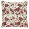 Robin Cushion Cover | Tapestry Cushions 18x18 inch | CCOV-ROB