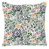 Spring Flowers Cushion Cover | Floral Tapestry Cushion 18x18 inch | CCOV-SPFL