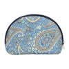 Paisley Cosmetic Bag | Stylish Tapestry Makeup Case | COSM-PAIS