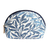 William Morris Willow Bough Cosmetic Bag | Blue Womens Makeup Bag | COSM-WIOW