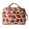 Poppy Computer Bag | Floral Tapestry Laptop Bag/Case 15.6 inch | CPU-POP
