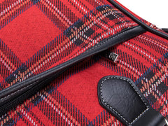 Royal Stewart Tartan Computer Bag | Stylish Tapestry Laptop Case 15.6 inch | CPU-RSTT