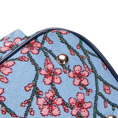 Almond Blossom and Swallow Daypack | V&A Licensed Floral Small Backpack | DAPK-BLOS