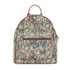 Golden Lily Casual Daypack | Floral Backpack for Women | DAPK-GLILY