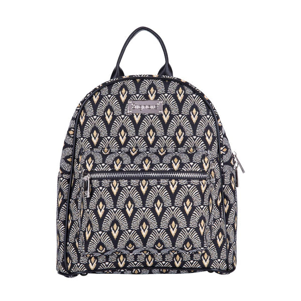 Luxor Day Pack | Art Deco Small Backpack for Women | DAPK-LUXOR