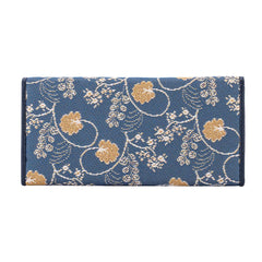 Jane Austen Blue Envelope Purse | Ladies Wallet Purse UK | ENVE-AUST