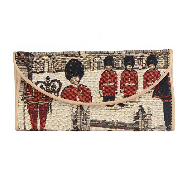 Royal Guard Envelope Purse | London Guards Card Passport Pocket Ticket Wallet | ENVE-RGD