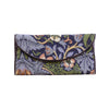 William Morris Strawberry Thief Blue Envelope Purse | Ladies Purse UK | ENVE-STBL