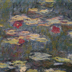 Wall Hanging-Monet-Water Lily | Home Decor, Wall Tapestry