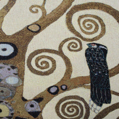 Wall Hanging Tapestries Klimt Tree of Life-Tree only | Home Decor