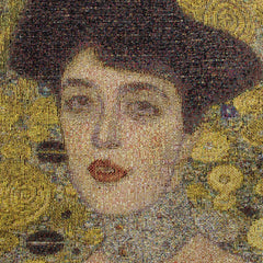 Wall Hanging-Klimt Woman in Gold | Home Decor, Tapestry Wall Hangings