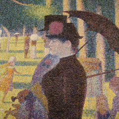 La Grande Jatte Wall Hanging | High Quality Tapestry
