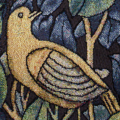 Wall Hanging-WM-Woodpecker in Fruit Tree | Wall Tapestry, William Morris Hanging Tapestry