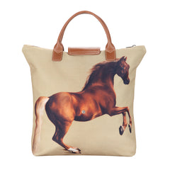 Whistlejacket Artwork Foldaway Shopping Bag | Art Tote Bag | FDAW-ART-GS-WHISTLE